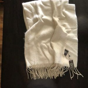 Vince Camuto scarf over shall